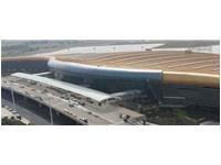 合肥新桥国际机场航站楼