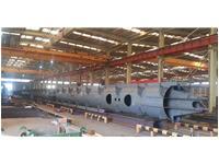 YD560P宝钢配重式顶堆侧取堆取料机